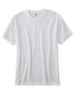Mens Sublimation Polyester T-Shirt-Sublivie