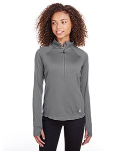Ladies Freestyle Half-Zip Pullover-