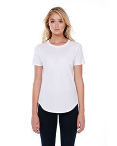 Ladies Cotton Perfect T-Shirt-