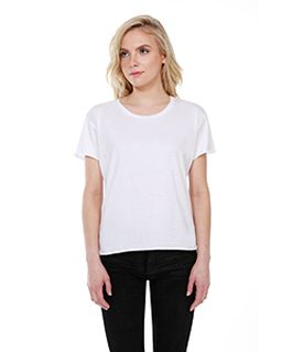 Ladies 3.5 Oz., 100% Cotton Concert T-Shirt-StarTee