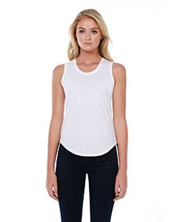 Ladies 3.5 Oz., 100% Cotton Perfect Tank-StarTee