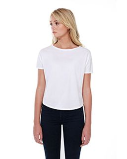Ladies 3.5 Oz., 100% Cotton New Dolman T-Shirt-StarTee