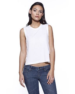 Ladies Cvc Side Tank-