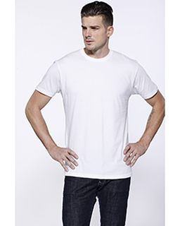 Mens Cotton Crew Neck T-Shirt-