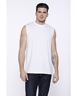 Mens Cotton Muscle T-Shirt-