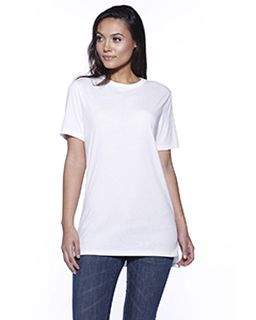 Unisex Cvc Long Body T-Shirt-
