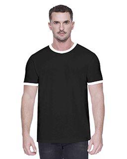 Mens Cvc Ringer T-Shirt-