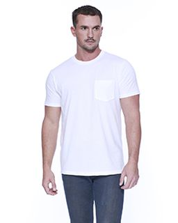 Mens Cvc Pocket T-Shirt-