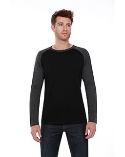 Mens Cvc Long-Sleeve Raglan-