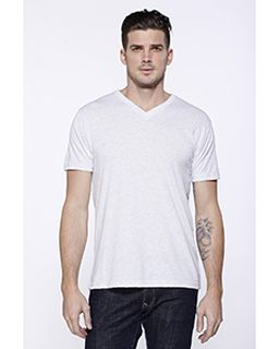 Mens Triblend V-Neck T-Shirt-