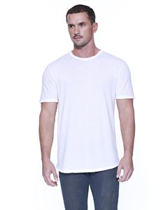 Mens Cotton/Modal Twisted T-Shirt-
