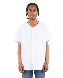 Adult 7 Oz., 100% Us Cotton Baseball Jersey-Shaka Wear