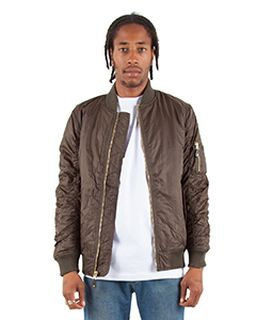 Adult Bomber Jacket-Shaka Wear