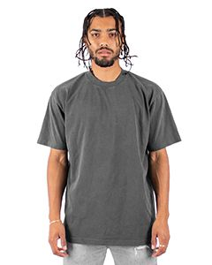 Garment-Dyed Crewneck T-Shirt-