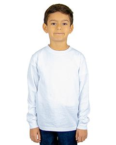 Youth 5.9 Oz., Active Long-Sleeve T-Shirt-