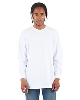 Adult 7.5 Oz., Max Heavyweight Long-Sleeve T-Shirt-Shaka Wear