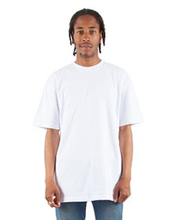 Adult 6.5 Oz., Combed Heavyweight Us Ringspun Cotton T-Shirt-Shaka Wear