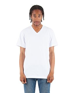 Adult 6.2 Oz., V-Neck T-Shirt-Shaka Wear