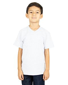 Youth 5.9 Oz., V-Neck T-Shirt-