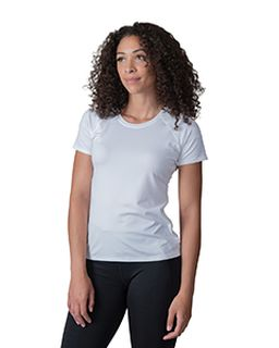 Ladies Endurance Short-Sleeve T-Shirt-Soybu