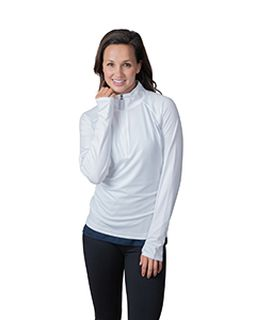 Ladies Endurance Quarter-Zip Pullover-Soybu