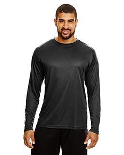 Mens Zone Performance Long-Sleeve T-Shirt-