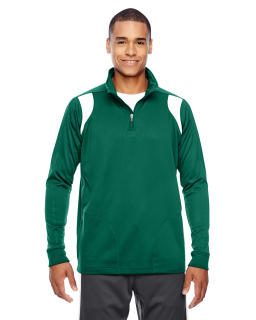 Mens Elite Performance Quarter-Zip-Team 365