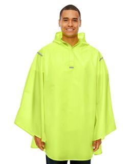 Adult Stadium Packable Poncho-Team 365