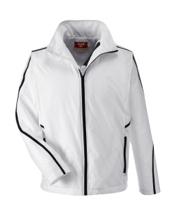 Adult Conquest Jacket With Fleece Lining-Team 365