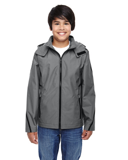 Youth Conquest Jacket With Fleece Lining-