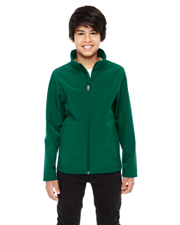 Youth Leader Soft Shell Jacket-Team 365