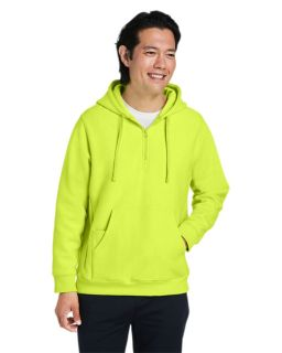 Unisex Zone Hydrosport™ Heavyweight Quarter-Zip Hooded Sweatshirt-
