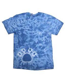 Youth Paw Print T-Shirt