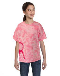 Youth Pink Ribbon T-Shirt-