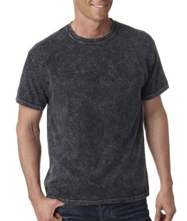Adult 5.4 Oz., 100&#37<long> Cotton Vintage Wash T-Shirt