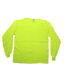 Long Sleeve Neon T-Shirt-Tie-Dye
