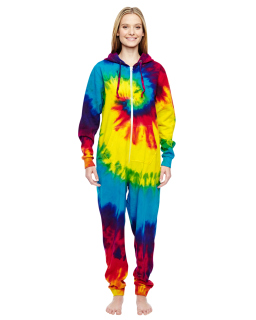 Adult All-In-One Loungewear-Tie-Dye