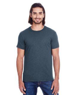 Mens Slub Jersey Short-Sleeve T-Shirt-