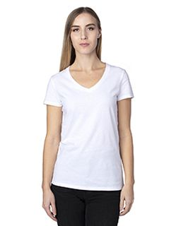 Ladies Ultimate V-Neck T-Shirt-