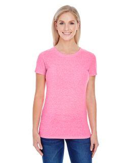 Ladies Triblend Short-Sleeve T-Shirt-