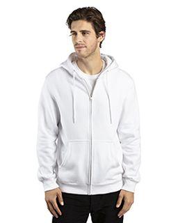 Unisex Ultimate Fleece Full-Zip Hooded Sweatshirt-