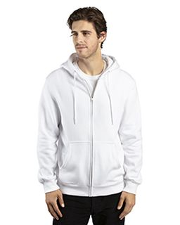 Unisex Ultimate Fleece Full-Zip Hooded Sweatshirt-Threadfast Apparel