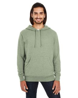 Unisex Triblend French Terry Hoodie-