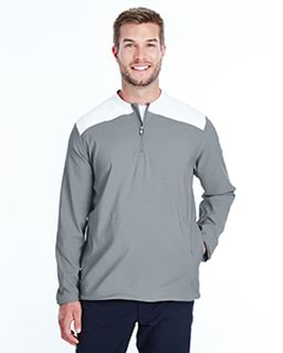 Mens Corporate Triumph Cage Quarter-Zip Pullover-Under Armour SuperSale