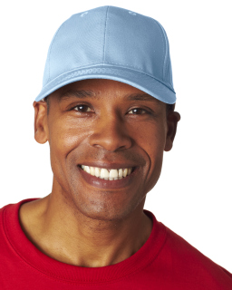 Adult Classic Cut Cotton Twill 6-Panel Cap-