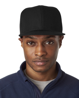 Adult Flat Bill Cap-UltraClub
