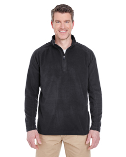 Adult Cool & Dry Quarter-Zip Microfleece-UltraClub