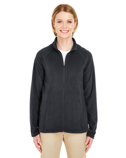 Ladies Cool & Dry Full-Zip Microfleece-