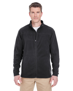 Mens Cool & Dry Full-Zip Microfleece-