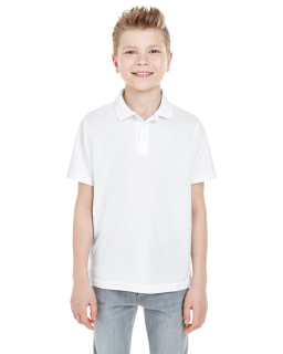 Youth Cool & Dry Mesh Pique polo-